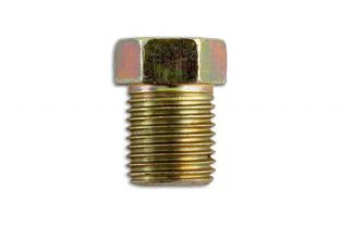 Connect 31186 Full Thread Male Brake Nut 10 x 1.0mm Pk 50